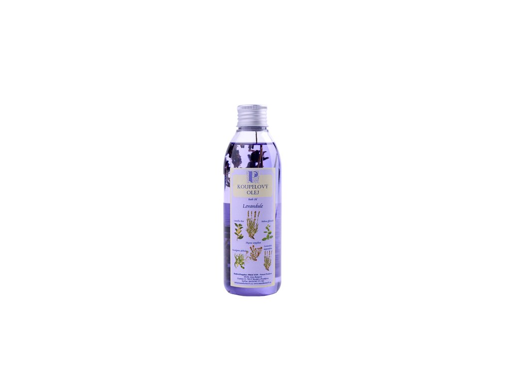 25370 botanico koupelovy olej levandule s bylinou 200 ml