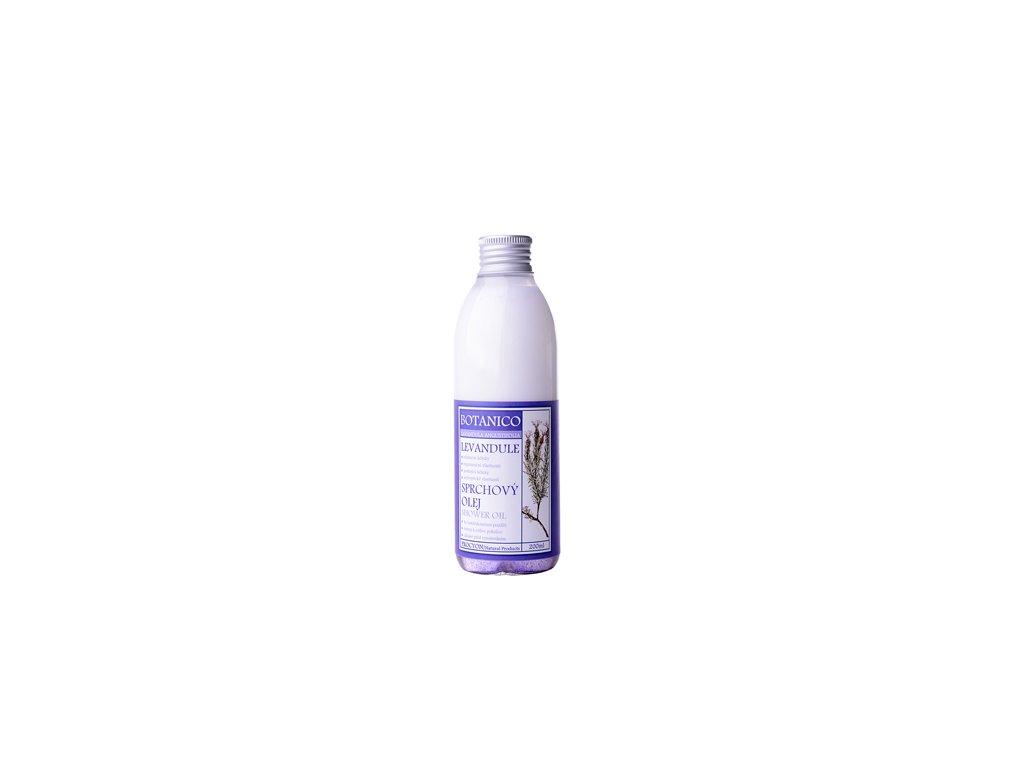 25382 botanico sprchovy olej s extraktem z levandule 200 ml