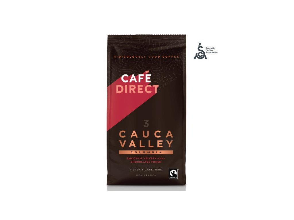 Columbia mleta kava 227g