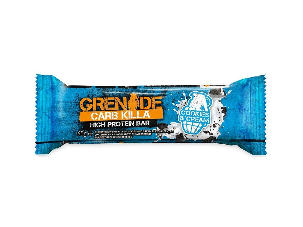 Grenade Carb Killa Cookie Bar maly