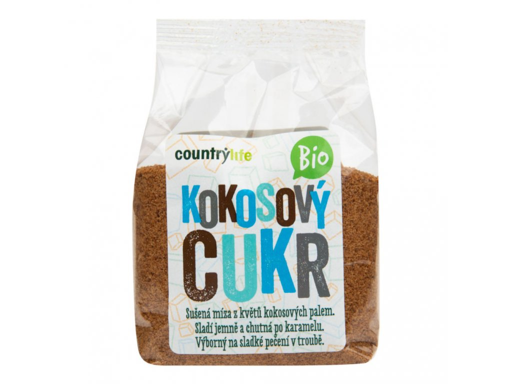 17027 cukr kokosovy bio 250g