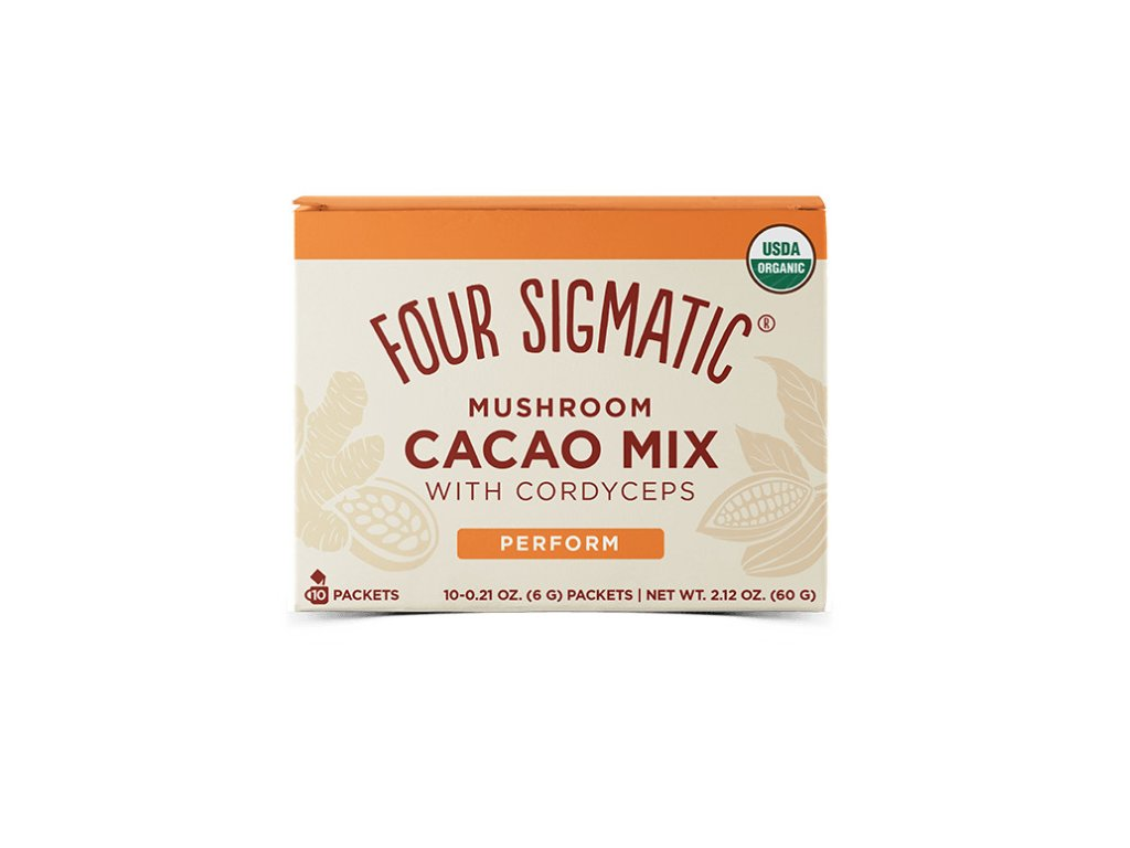 Four Sigmatic Cordyceps Mushroom Cacao Mix (Mennyiség 1 tasak)