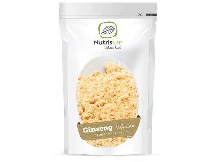siberian ginseng powder nutrisslim superfood organic vegan raw(1)