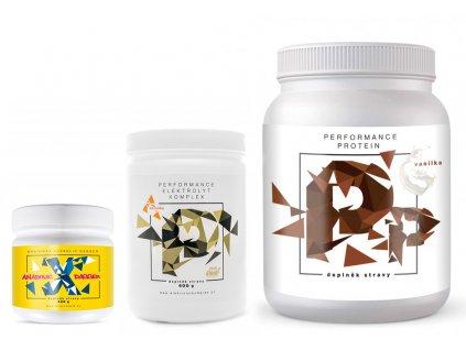 Pre Piri Post Workout vanilka merunka