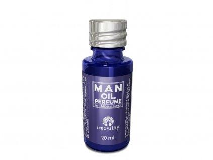 renovality man oil parfem 20ml