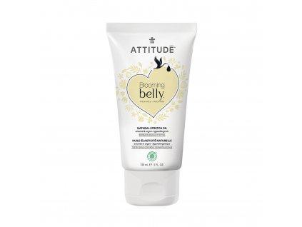 30201 attitude prirodni olej blooming belly pro tehotne a po porodu 150 ml