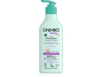61fd30468deee119399095ba17094ccf onlybio baby delicate shampoo 300 ml