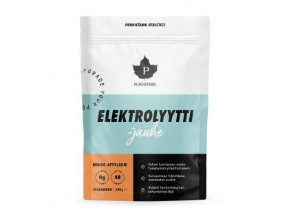 1.Elektrolytti 240 g mango
