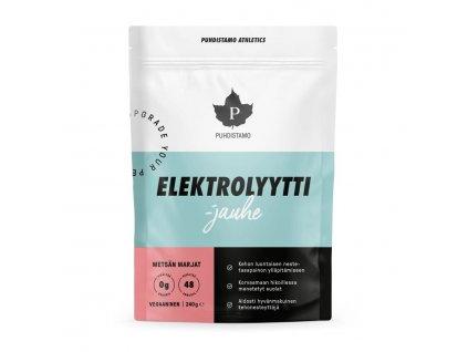 1.Elektrolytti 240 g berries