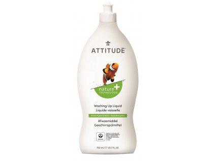 attitude nadobi jablko