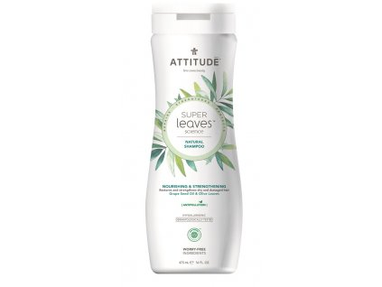 attitude super leaves sampon olive