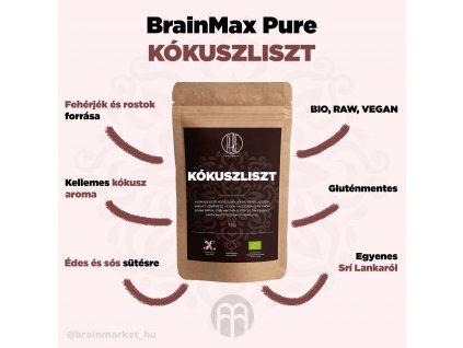 kokosova mouka 1 kg brainmax pure jpg eshop