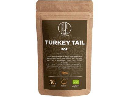 Turkey tail BrainMax Pure PNG hu