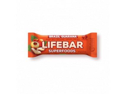 Lifebar Superfoods Brazilska s guaranou bio raw web 400 400