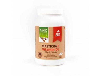33006 masticlife masticha vitamin d3 160 kapsli