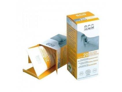 eco cosmetics ochranny slunecni krem spf 20 75 ml c0