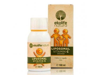 LiposomalVitaminC(orange)100ml