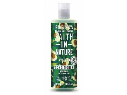 29853 faith in nature kondicioner avokado 400 ml