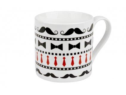 gentleman porcelanovy hrnek 033 l