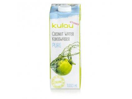 Kulau BIO kokosova voda PURE 1l