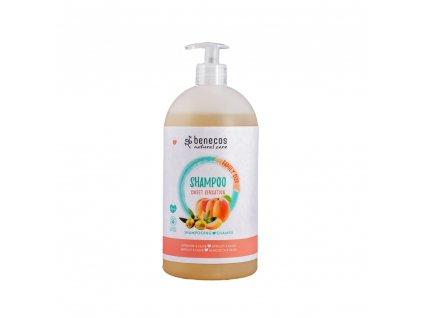 29721 benecos sampon rodinny sweet sensation 950 ml