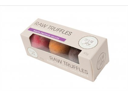 12323 my raw joy white truffles deluxe 45g