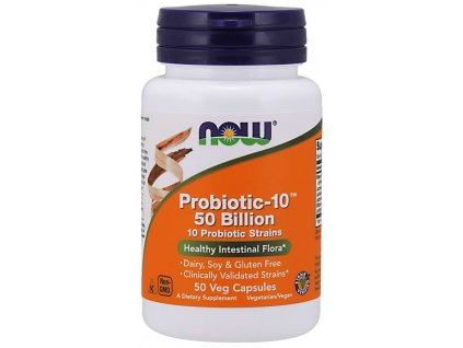 Probiotic 50 billion. 50 caps