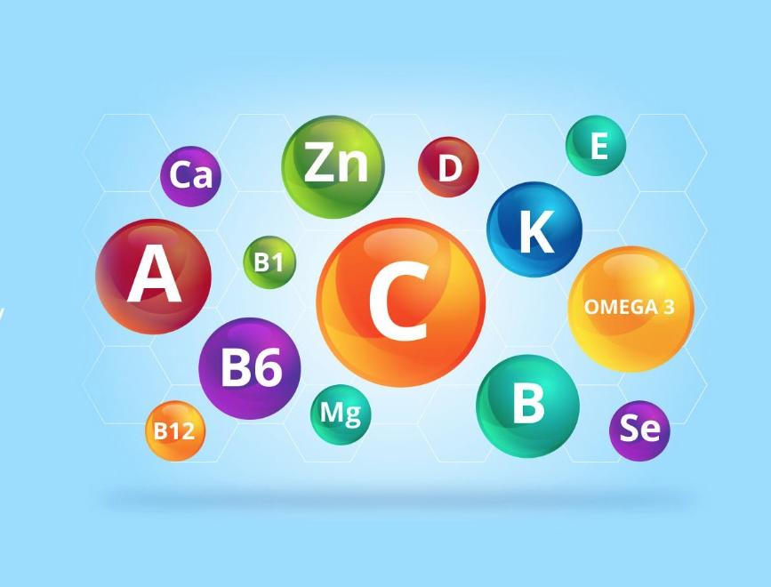 Najdôležitejšie vitamíny a minerály - stavebné kamene vášho zdravia