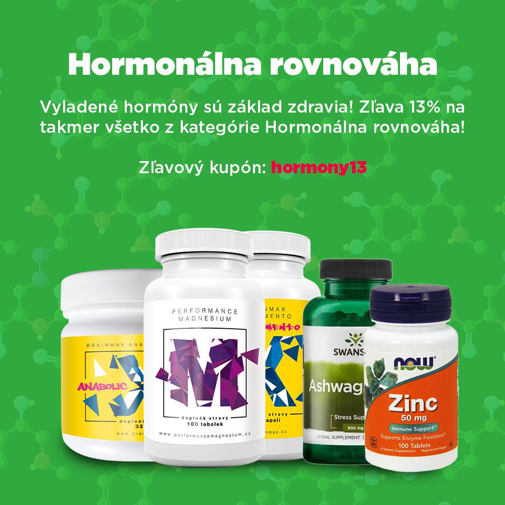 Hormonálna rovnováha: vizitka nášho zdravia