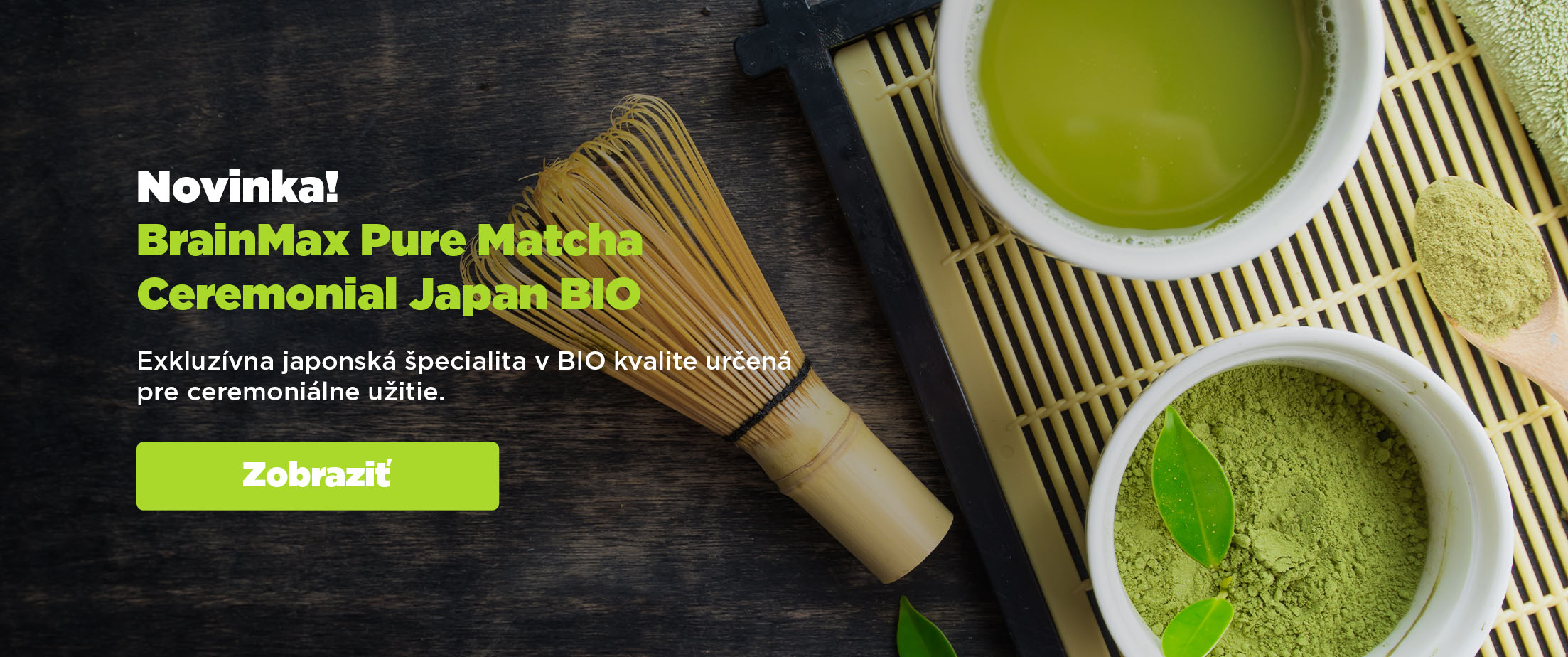 Matcha ceremonial