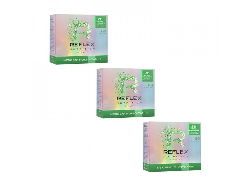 Nexgen 60cps 2+1
