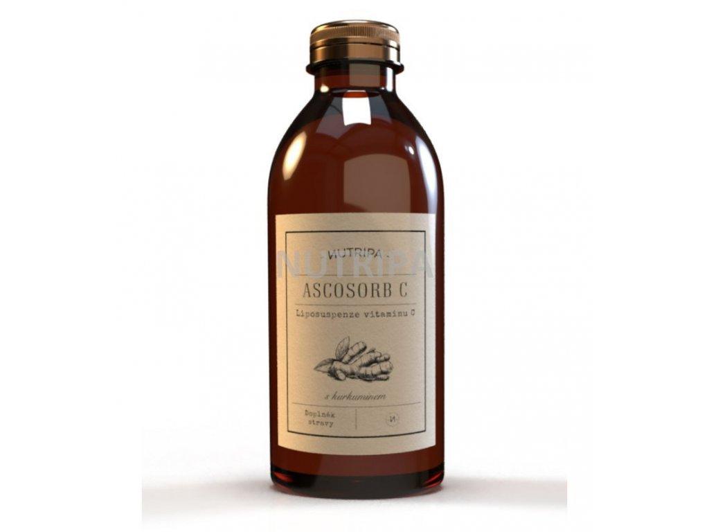 19802 nutripa ascorb c s kurkuminem 500 ml