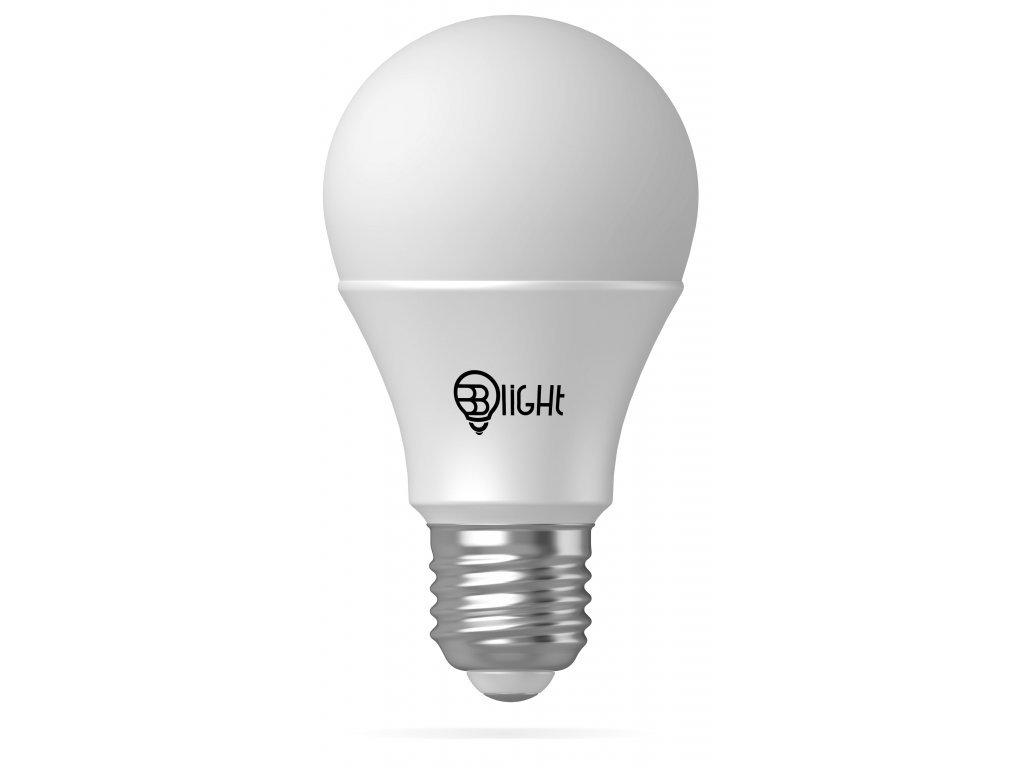Žiarovka BLight LED, závit E27, 7 W, stmievateľná, farebná (6000 K - studená biela, RGBW)