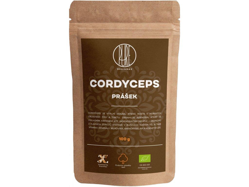 CORDYCEPS BrainMax Pure JPG ESHOP