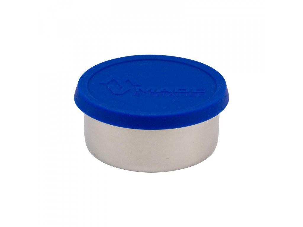 modry stredni box na jidlo