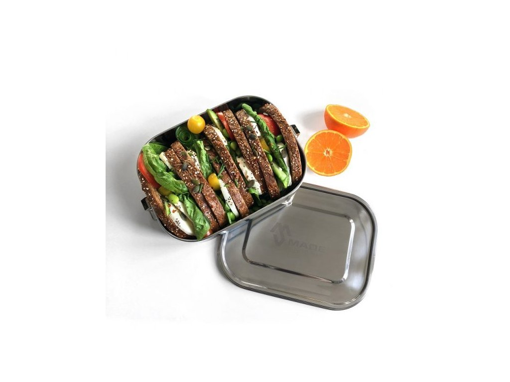 nerezový box na jídlo Made Sustained velky
