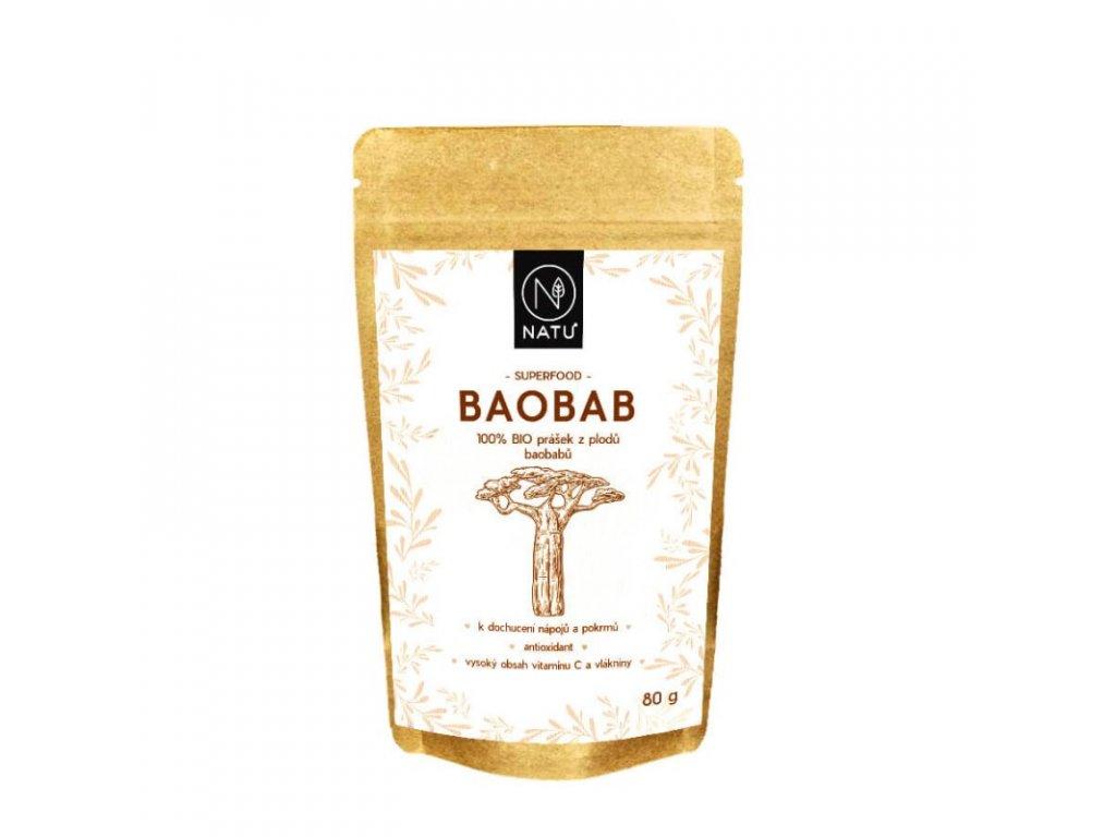 baobab bio prasek 80g (2)