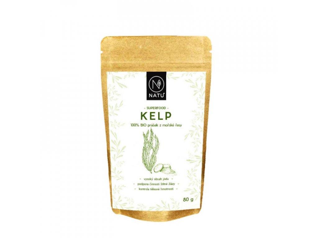 kelp bio prasek 80g