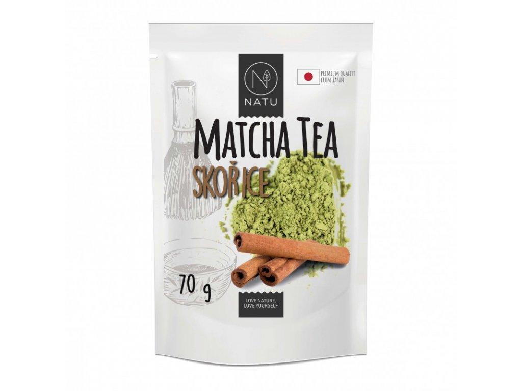 matcha tea bio premium japan skorice 70g