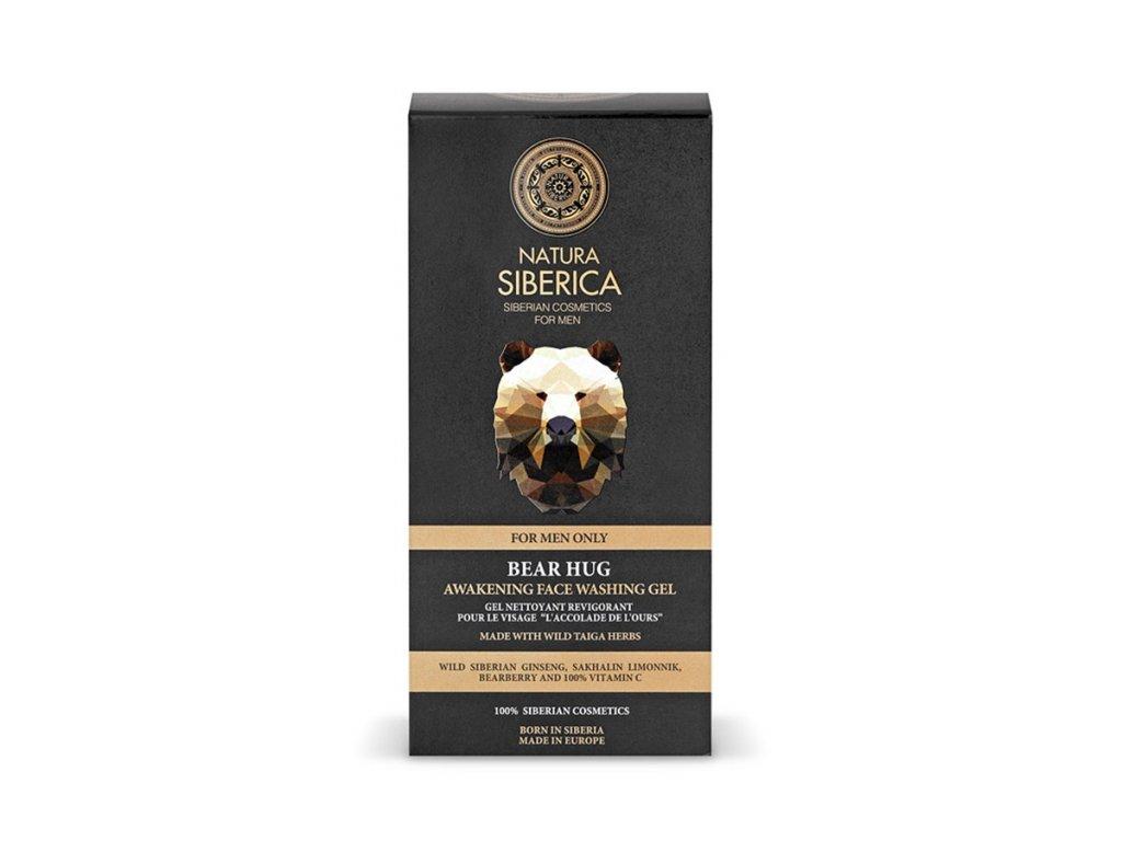 214 natura siberica muzi cistici pletovy gel medvedi obejmuti 150 ml