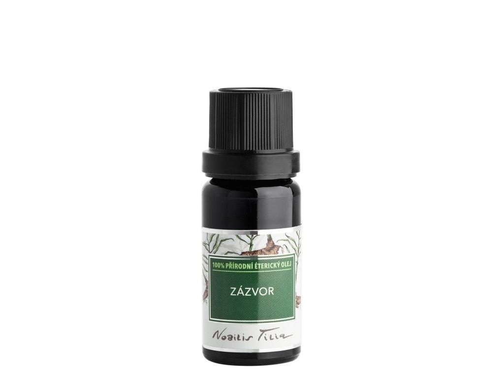 E0025B Éterický olej zázvor