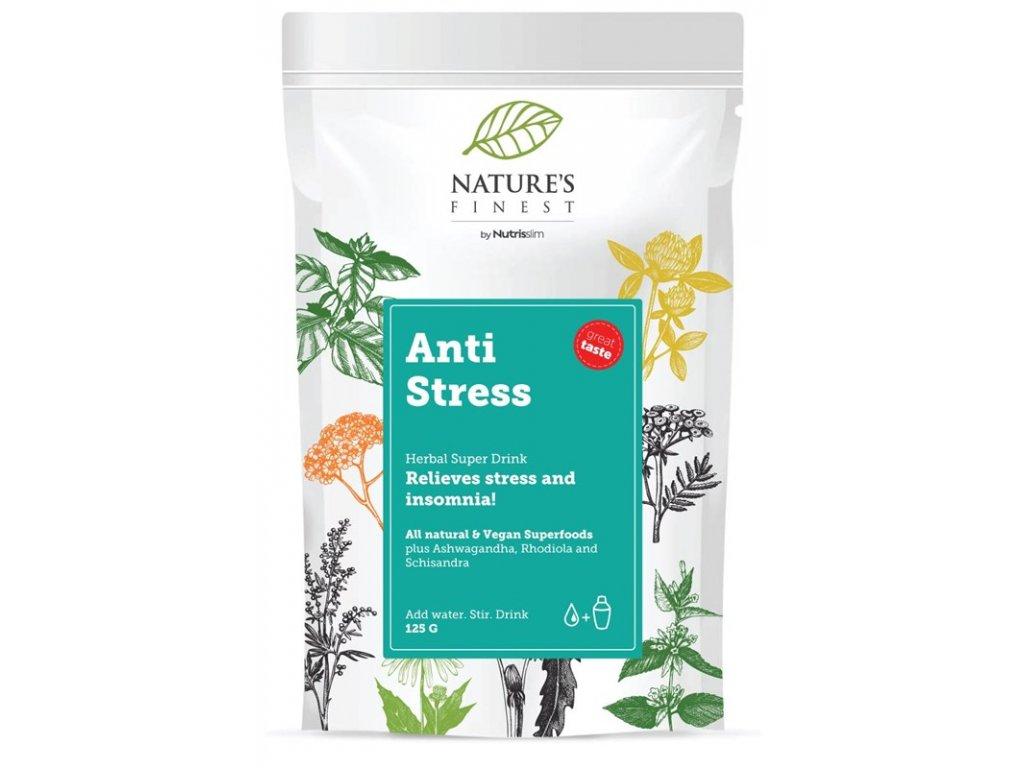 Antistress super drink 125g nutrisslim
