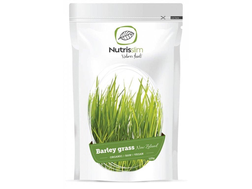 barley grass new zeland powder nutrisslim superfood organic vegan raw