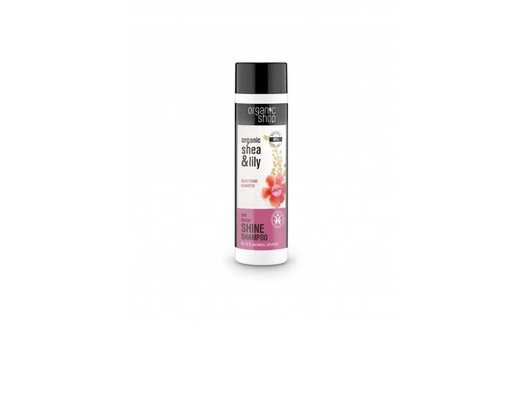 Organic shop šampon lilie