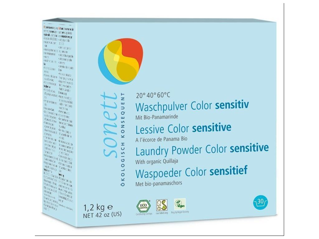 sonett prasek na prani color sensitive 1200g
