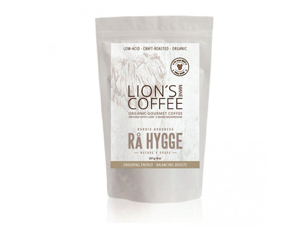BIO zrnkova kava Honduras Arabica LIONS MANE 227g