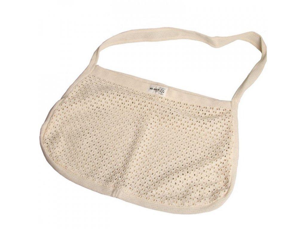 sitova nakupni taska zero waste Re Sack Mesh Bag madesustained