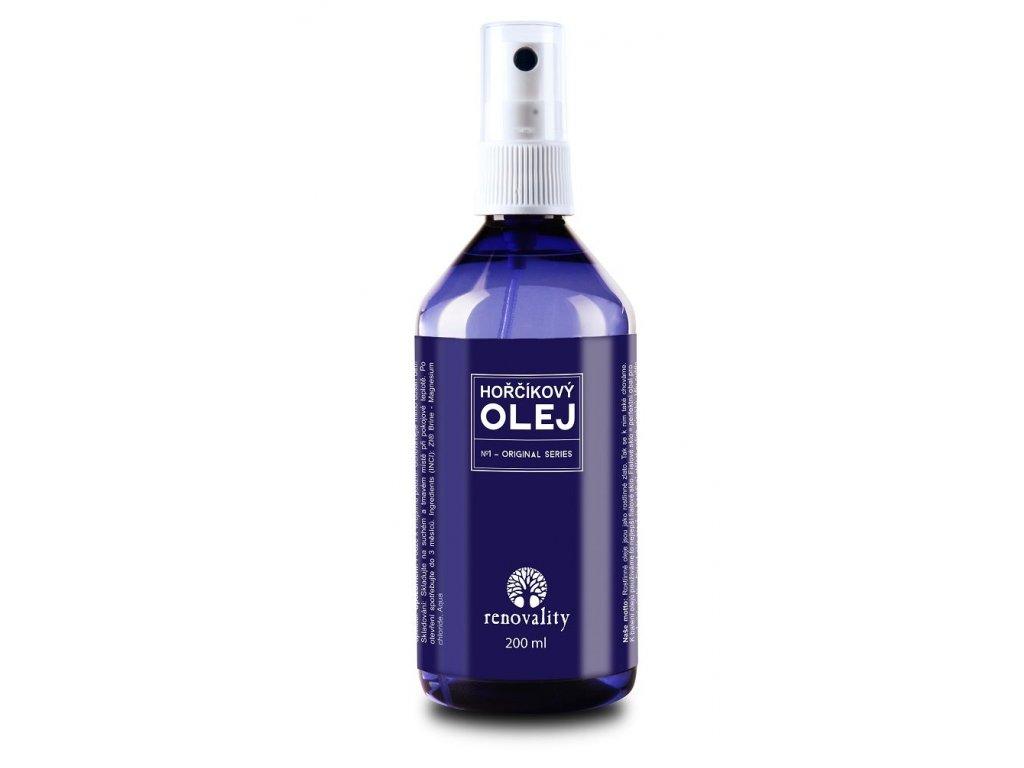horcikovy olej