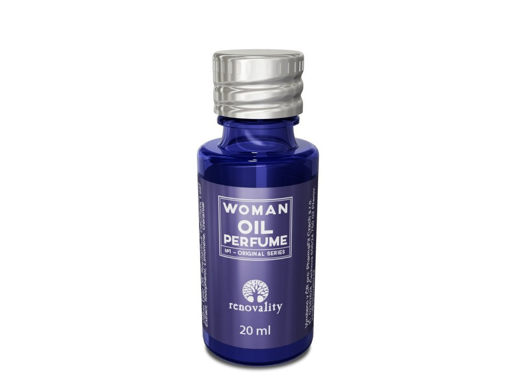renovality woman oil parfem 20ml