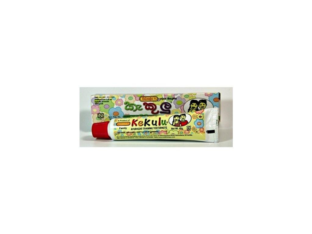 Zubní pasta Kekulu 40 g